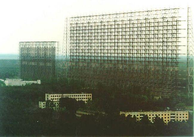 Chernobyl-2 & Duga
