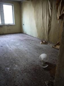 Damp Walls in Chernobyl-2
